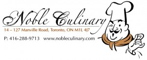 Noble Culinary - Logo & Info
