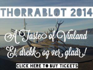 Thorrablot A Taste of Vinland