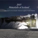 2015 INL Calendar -- Icelandic Waterfalls