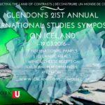 Iceland Symposium 2016 - poster